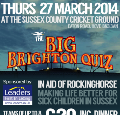 Big Brighton Quiz