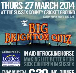 Big Brighton Quiz